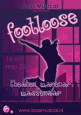 Footloose - 16 & 17 mei 2020