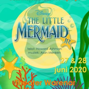 The Little Mermaid JR. - 27 & 28 juni 2020 (Rijswijk)