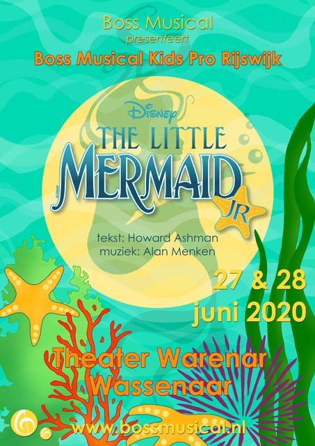 The Little Mermaid JR. - 27 & 28 juni 2020 (Rijswijk)