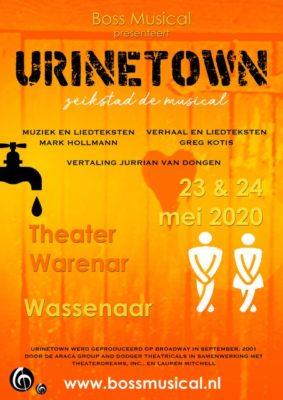 Urinetown - 23 & 24 mei 2020