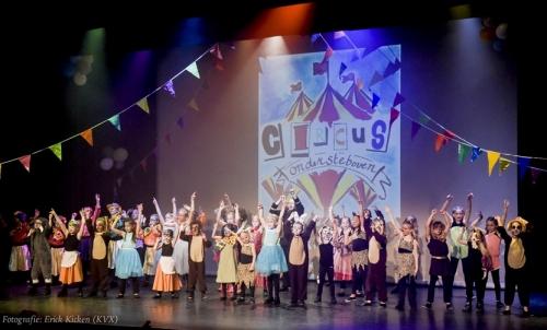 Circus ondersteboven (Ypenburg)