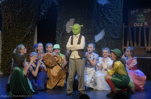 Shrek JR. (Rijswijk)